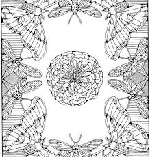 free printable advanced coloring pages for adults advanced