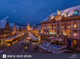 Baden Baden Weihnachtsmarkt Deutschland Baden Wurrtemberg Schwarzwald Gengenbach