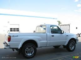mazda truck 2001 classic white mazda b series truck b3000 se regular cab 4x4
