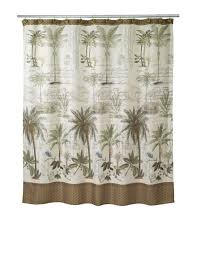 avanti colonial palm collection shower curtain stage stores
