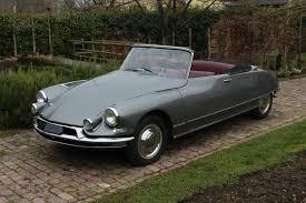 citroen classic ds 1962 citroen ds 19 cabriolet classic driver market