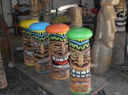 Tiki Hut Material Best 25 Tiki Bar Stools Ideas On Pinterest Rustic Outdoor Bar