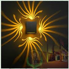 Decorative Led Lights For Homes Decorative Led Wall Lights Stunning 2017 Lamp Lighting 4 Deptrai Co