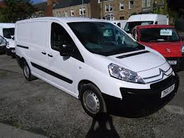 used citroen dispatch vans for sale in chesterfield derbyshire