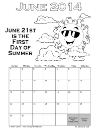 8 images of june month coloring pages printable june coloring