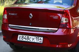 renault logan trunk продажа автомобиля с пробегом renault logan 2011 год красный