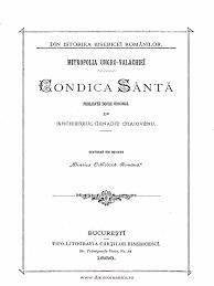 Cronica sf¢ntă a Mitropoliei Ungro Vlahiei 1886 pdf
