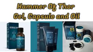 hammer of thor gel capsule and oil health review youtube