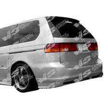 honda odyssey racing honda odyssey custom bumpers valances carid com