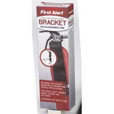First Alert Kitchen Fire Extinguisher by First Alert Fire Extinguisher Bracket Bracket2 Fire