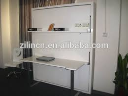 Hidden Desk Bed by Stylish Space Saving Hidden Wall Bed With Desk And Office Table