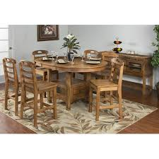 designs 1247ro sedona oval family butterfly table