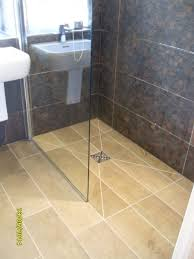 how to use large tiles on a wetroom floor shower area tiles and