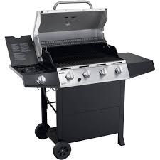 Char Broil Patio Bistro Grill Cover Char Broil 4 Burner Gas Grill With Side Burner Stainless Steel