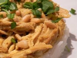 cuisiner reste poulet un reste de poulet rôti curry recette ptitchef