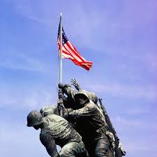 Flag Iwo Jima High Quality Stock Photos Of