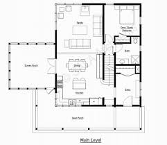 house plans with porch stylist inspiration small house plans with screened in porch 4