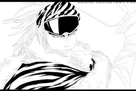 bleach 562 renji scene lineart by deohvi on deviantart