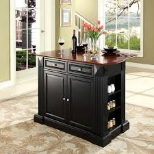 drop leaf kitchen islands drop leaf breakfast bar kitchen island crosley target