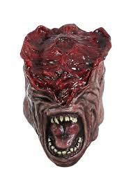 halloween accessories scary gold ghoul halloween mask halloween masks scary and scary