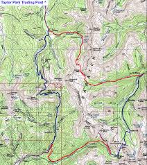 Colorado Ohv Trail Maps by Dsrcc