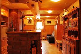Wohnzimmer Mit Bar Bergfex Chalet