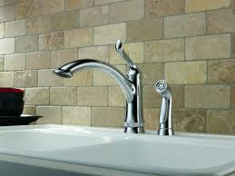 delta linden kitchen faucet faucet 4453 rb dst in venetian bronze by delta