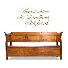 Sitzbank Esszimmer Antik Truhenbank Antik Sitztruhe Holz Küchenbank Sitzbank Landhausstil