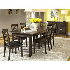 Grey Dining Room Furniture by Amazon Com A America Bristol Point 132
