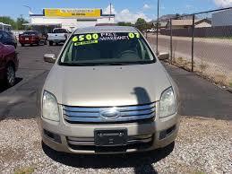 2007 ford fusion se 2007 ford fusion v6 se 4dr sedan in mesa az az auto and