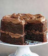 jaffa fudge cake recipe fudge chocolate and cake