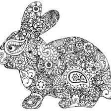 printable 37 easter coloring pages adults 11970 easter