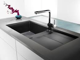blanco technologies for kitchen sinks blanco sinks and white cab
