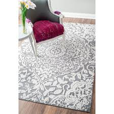 Modern Rug Patterns Floral Contemporary Rugs Roselawnlutheran