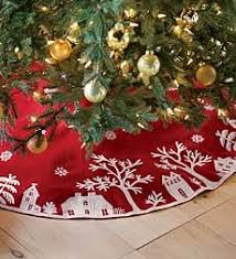 stunning decoration personalized tree skirt large not