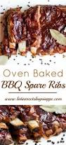 best 25 pork spare ribs oven ideas on pinterest baked spare