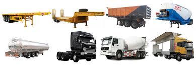 semi trailer truck sunskytrailer semi trailer manufacturer howo truck fuel tanker