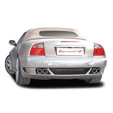 Maserati Spyder 4 2i V8 390 Hp 2002 U003e 2004 Maserati Exhaust