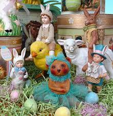vintage easter decorations easter decorations ornaments traditions traditions