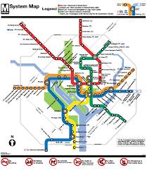 dc metro rail map how to use washington dc s metro transit system eddie on