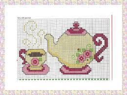 point de croix cuisine grilles de point de croix avril mai cross stitch stitch and crochet