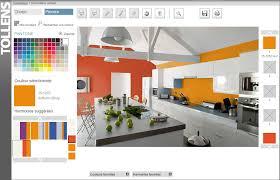 simulateur deco chambre simulateur couleur cuisine