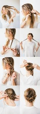how to pull back shoulder length hair best 25 pulled back hairstyles ideas on pinterest hair pulled