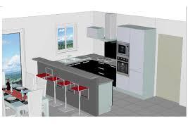 cuisine plan 3d plan cuisine amenagee 0 modele cuisine amenagee cuisine en