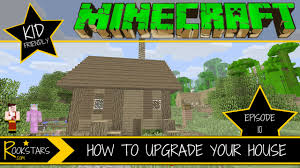 how to update your house minecraft how to upgrade your house rookstars minecraft world