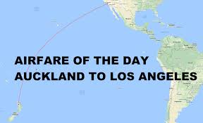 Condor Airlines Route Map by Airfare Of The Day American Airlines Auckland To Los Angeles