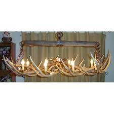 Antler Chandelier Etsy How To Make Antler Lamps How To Make Deer Antler Chandelier