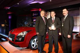 Peugeot 3008 Irish Car Of The Year Photos 1 Of 2