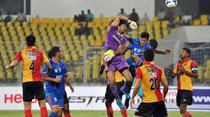 i league report card east bengal goal com