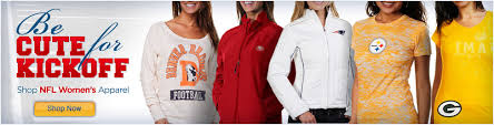 women s apparel nfl womens apparel faq womens nfl clothing buying guide find